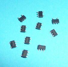 5x org. 24AA04 T SMD SOT23-5 1.7V, 4 Kbit I2C Serial Bus EEPROM Speicher Arduino