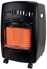Propane Cabinet Gas Portable Heater 18K BTU Piezo Indoor Winter Home Room Heat
