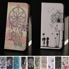 Magnetic Flip stand Card Leather wallet+TPU Case Cover For Samsung Galaxy S9 P20