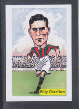 Fosse Collection - Soccer Stars 1919-1939 - # 42 Billy Charlton - South Shields