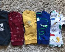 Toddler Boys Jumper Bundle  - 2-3 Years - Autumn Jumper - Sweatshirt - Asda