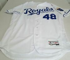 Joakim Soria GAME USED Final JERSEY Kansas City Royals MLB Authentic Baseball KC