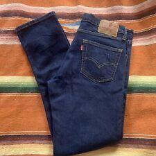 Levis 511 Slim Cut Jeans 34X32