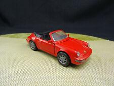NZG 350 Porsche 911 C 2/4 Cabrio 1:43 PS16  OVP Sehr Gut