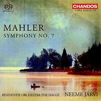 Residentie Orch Hague - Mahler: Symphony No 7 [CD]