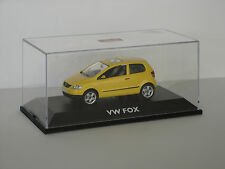 VW Fox, yellow - Limited Edition - 1/43 - Schuco (04722)
