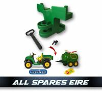PEG PEREGO TRAILER TOW HITCH FOR JOHN DEERE GATOR TO SUIT ROLLY TOY ATTACHMENTS