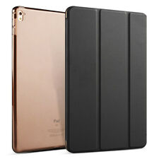 """For iPad 5th Generation iPad 9.7"""" 2017 Magnetic Stand Leather Smart Cover Case"""