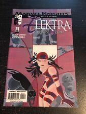 Elektra:Glimpse&Echo#4 Incredible Condition 9.0(2002)