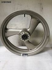 DUCATI  750 SS 1996  FRONT WHEEL 17 X 3.50 OEM GENUINE  LOT31  31D1503 - M546