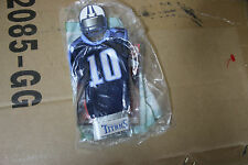 Burger King NFL Mini Jersey Tennessee Titans in original packaging JSH