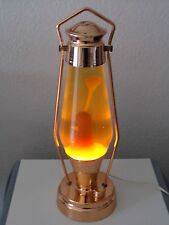 "Lava lamp crestworth ""décoverre"" vintage astro lantern 60's 70's rare"