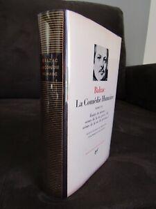 Honoré de Balzac - La Comédie humaine Tome 3 - Gallimard Pléiade