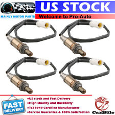 4pcs O2 Oxygen Sensor Downstream Upstream for Ford F150 Mercury Lincoln 11171843