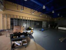 Sneaker Shoe Display Rack Racking Store Boot Shelving Wall Shelf Professional