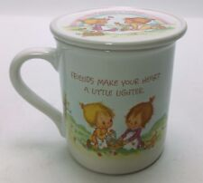 Hallmark Mug Mates Friends Make Your Day A Little Brighter Mug And Coaster