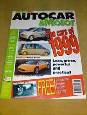 AUTOCAR - BMW E1 18 Sept 1991 Vol 189 No 12