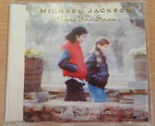 "♫ MICHAEL JACKSON rare 4 track CD "" GONE TOO SOON "" ♫"