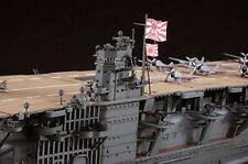 1/350 WWII  AKAGI  IJN  Aircraft Carrier  Hasegawa Super Kit  w/ Carrier Planes