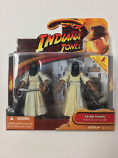 Indiana Jones CAIRO THUGS 2-Pack Raiders of the Lost Ark Hasbro New Sealed