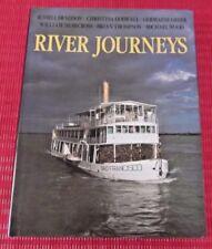 RIVER JOURNEYS ~ Russell Brandon et al. ~ H/C D/J ~ Ebury Publishing