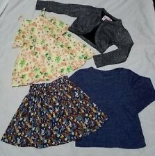 Girls Clothing Bundle. Age 5-6 Years. Includes a Zara & NEXT item. VGC