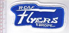 Canada Royal Canadian Air Force RCAF Germany CFB Zweibrucken RCAF Flyers Hockey