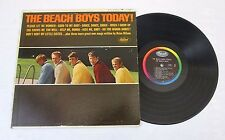 The Beach Boys Today! Lp Mono T 2269 Original Rainbow label 60's surf VINYL: G-