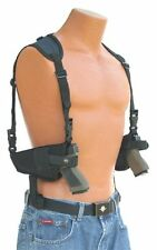 Ruger P-85,P-89,P-90 Pistols Two Gun Double Shoulder holster