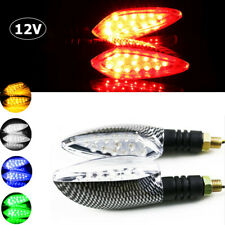 2PCS Turn Signal Light Motorcycle Turn Signal Lamp 12V Modification Accessories