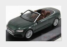 Audi A5 Cabriolet 2017 Gotland Green SPARK 1:43 5011705333 Model