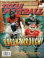 2004  Dave Campbell's Texas Football magazine Players
