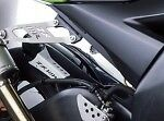 PUIG - Black Hugger with Aloy trim - For: Kawasaki ZX-10R 04-05 - PART: 2522N