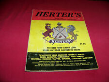 1979  Herter's Catalog #89 Traps Hunting Fishing Outdoors 185 pages Used Book