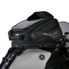 Oxford S30r Strap on Motorbike Motorcycle Tank Bag - Black - 30 Litres