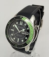 Bremont Supermarine S500/BK-GN Green B&P 2012 43mm Men's Watch