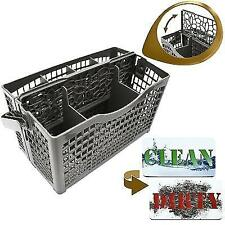 Dishwasher Silverware Replacement Basket Universal - Clean Dirty Magnet Sign