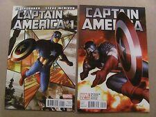 Captain America #1 2 3 4 5 6 7 8 9 10 11 12 Full Run Marvel 2011 Series Brubaker