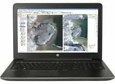 "HP ZBook 15 G3 15.6"" IPS i7 1TB 8GB M1000M LTE-4G Win 10 Workstation Laptop PC"