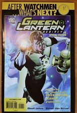 Green Lantern Rebirth #1 After Watchmen Special Edition VF/NM 2004 DC Johns