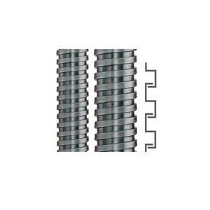 Flexa Metallschutzschlauch SPR-AS AD10/10m IP40 metallic Metall-Schutzschläuche