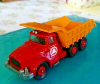 MATCHBOX LESNEY KING SIZE K-19 SCAMMELL CONTRACTOR TIPPER TRUCK 1968-70 Nr MINT