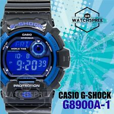 Casio G-Shock G-8900 Series G8900A-1D