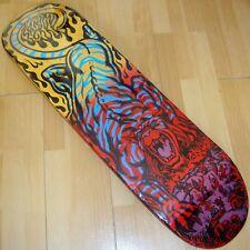 "SANTA CRUZ - Steve Alba - Tiger - Pop Fade - Skateboard Deck 8.6"""