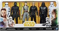 "Disney Hasbro Star Wars 12"" Epic Rivals Action Figures- 6 Pack"