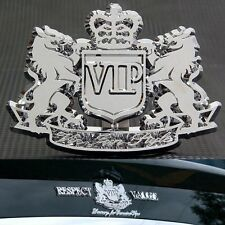 Universal Vehicles VIP Respect Value Tuning Emblem