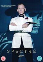 SPECTRE DANIEL CRAIG AS 007 JAMES BOND CHRISTOPH WALTZ FOX UK 2016 DVD NEW