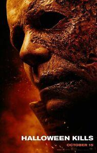 Halloween Kills movie poster - Halloween poster
