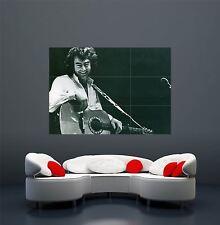 Neil DIAMOND MUSIC STAR cantautrice Gigante Poster Stampa z039