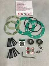 Land Rover Series 1,2,3 AVM Free Wheeling Hub 10 Spline Repair Kit Gaskets Seals